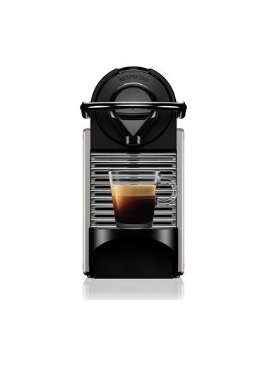 Nespresso C61 Pıxıe Titan Kapsüllü Kahve Makinesi Renkli